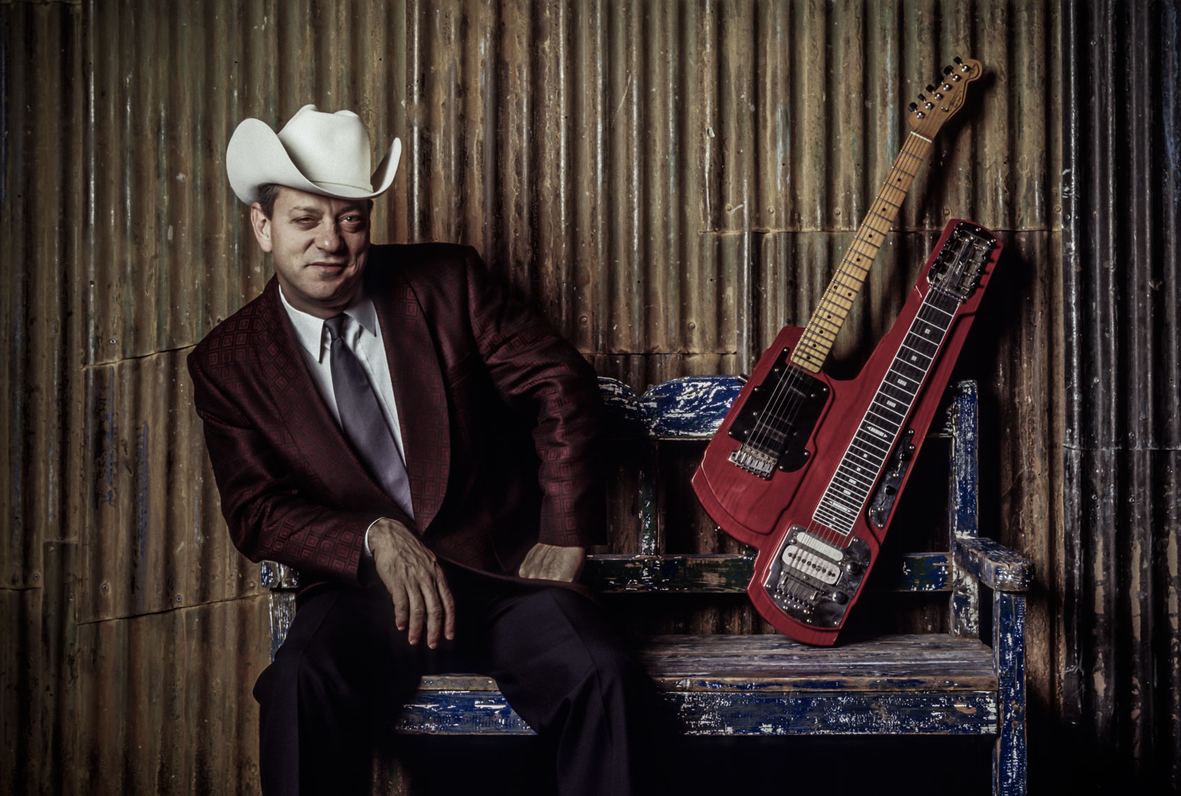 Junior Brown #0005web